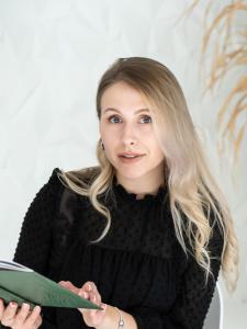 Profilbild von Tetiana Barlozhetska  Sales Consultant - French Speaking Countries